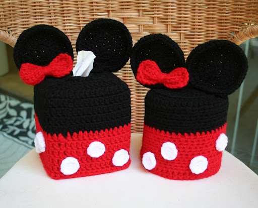 New Pattern For Sale Minnie Mouse Tissue Box Toilet Paper Roll